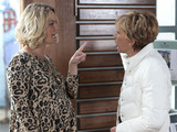 Jean tells Janine that Michael confided in her about his Mother.