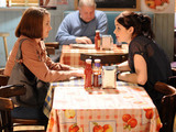 Lauren tries to convince Alice to meet with Derek.