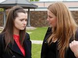 Rachel admits to Niamh the truth about Carol.