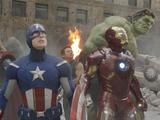 The Avengers group shot