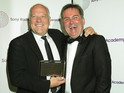 "Richard Keys says that he is ""chuffed to bits"" with prize for Talksport show."