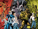 The Animal Man/Swamp Thing crossover will run in issues #12-17 of the titles.