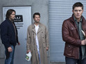"Viewers will see more of Castiel's ""relationship arc"", says the actor."