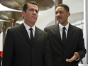 Will Smith admits he was nervous working with Josh Brolin in Men in Black 3.