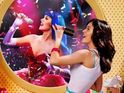 Katy Perry takes her off-stage life from the tabloids to the big screen.