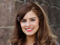 Rachel Shenton promises big things for Mitzeee in Hollyoaks Later.