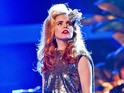 Paloma Faith is on course to claim her first number one album.
