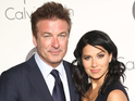 Alec Baldwin says the paparazzi are ruining the life of his fiancée.