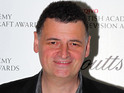 Steven Moffat discusses the problems with adapting series to the big screen.