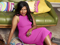 The actress is delving into The Mindy Project in her new book.