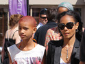 "Jada Pinkett Smith says girls should not be ""slaves"" to society's norms."