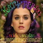 Katy Perry 'Wide Awake' single artwork