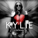 Kylie Minogue 'Timebomb' single cover