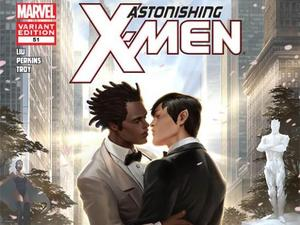 'Astonishing X-Men' cover