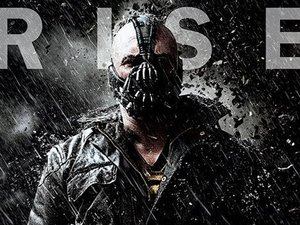 The Dark Knight Rises - Bane