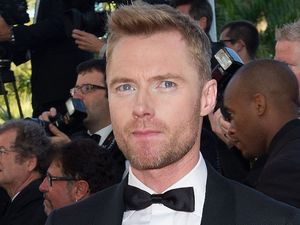Ronan Keating arrives for the screening of Killing Them Softly at the 65th international Cannes Film Festival