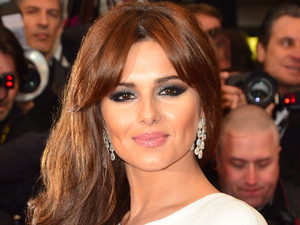 Cheryl Cole at the screening of 'Amour' at the 65th international film festival in Cannes