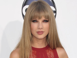 Taylor Swift arriving at the 2012 Billboard Awards at the MGM Grand, Las Vegas