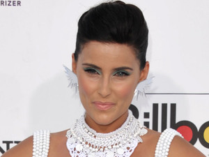 Nelly Furtado arriving at the 2012 Billboard Awards at the MGM Grand, Las Vegas
