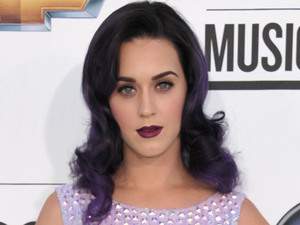 Katy Perry arriving at the 2012 Billboard Awards at the MGM Grand, Las Vegas
