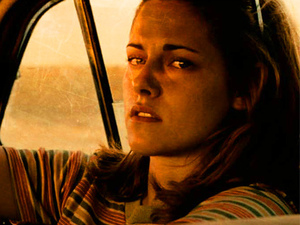 'On The Road' still: Kristen Stewart