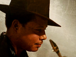 'On The Road' still: Terrence Howard