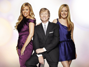 So You Think You Can Dance judges Nigel Lythgoe, Mary Murphy and host Cat Deeley