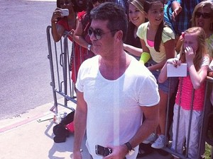 The X Factor USA: Simon Cowell