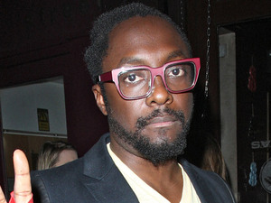 Will.i.am seen arriving at Cirque Do Soir nightclub in London