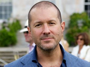 Apple designer Jonathan Ive 