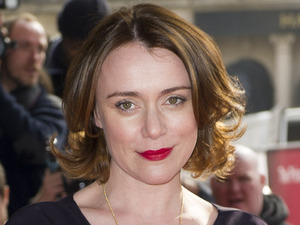 The cast of Spooks - Then and now: Keeley Hawes
