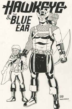 The Blue Ear