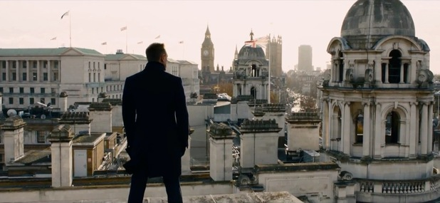 'Skyfall' trailer 10 Best Bits (still)
