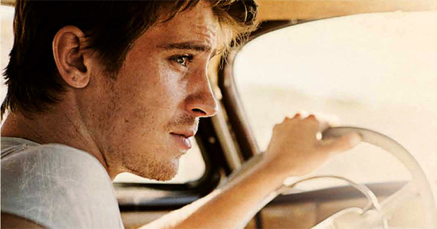 'On The Road' still: Garrett Hedlund