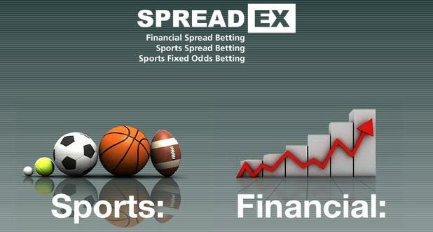 Spreadex Website