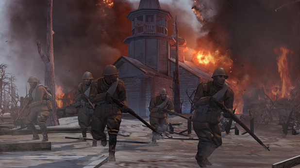 Company of Heroes 2: Church