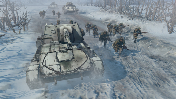 &#39;Company of Heroes 2&#39; screenshot