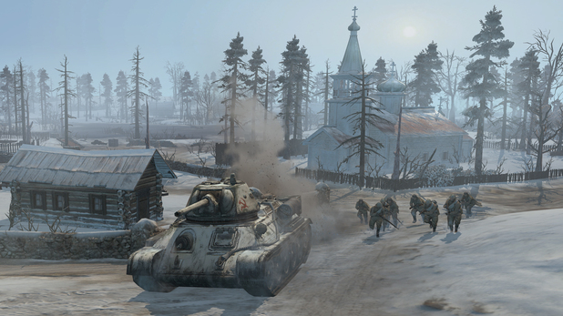 Company of Heroes 2: T34