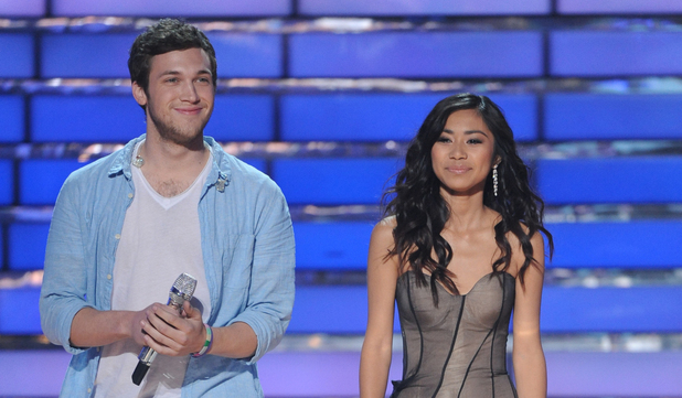 'American Idol' season 11 final: Phillip and Jessica
