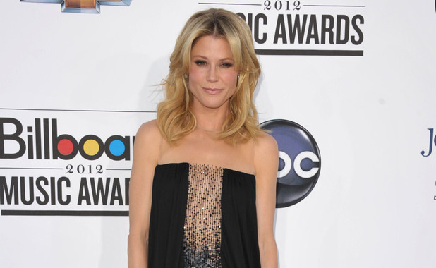 Julie Bowen arriving at the 2012 Billboard Awards at the MGM Grand, Las Vegas