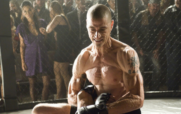 Matthew Fox in first 'Alex Cross' pictures