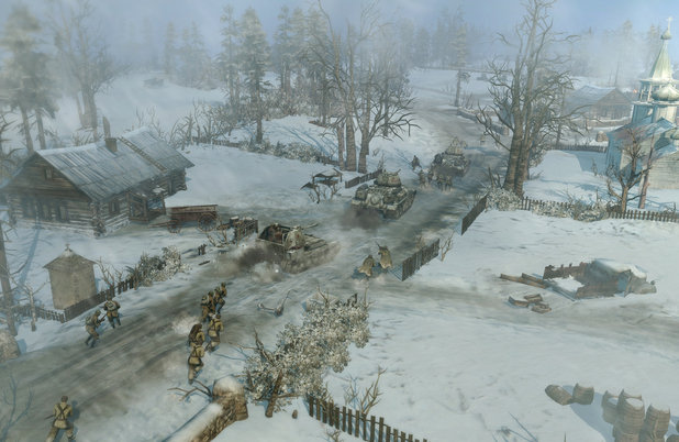 Company of Heroes 2: Armored Column