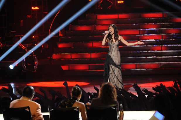 &#39;American Idol&#39; final: Jessica Sanchez
