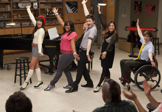 Glee S03E22: 'Goodbye'
