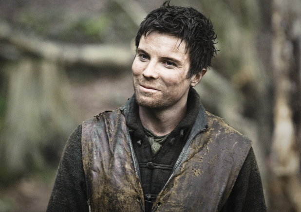 Joe Dempsie as 'Gendry' in Game of Thrones