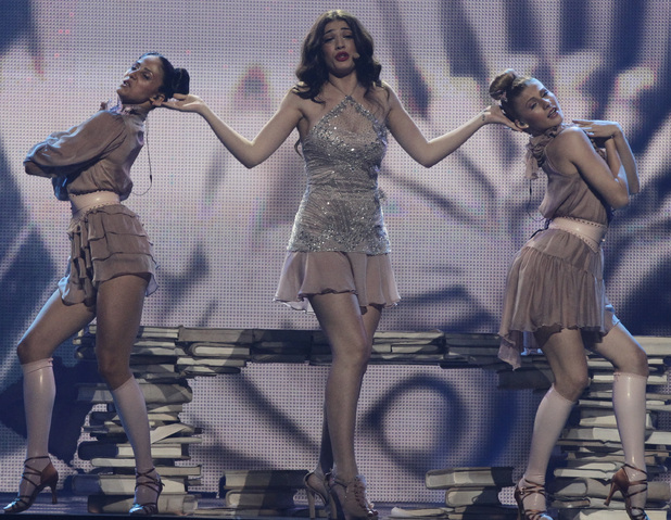 Eurovision Song Contest 2012: Cyprus's Ivi Adamou