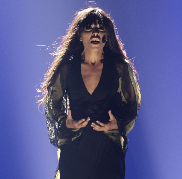 Eurovision Song Contest 2012: Sweden's Loreen