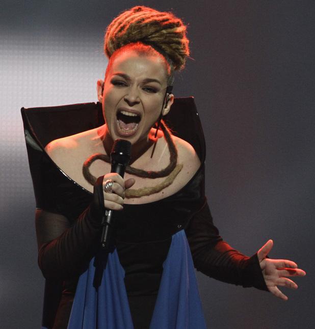 Eurovision Song Contest 2012: Albania's Rona Nishliu