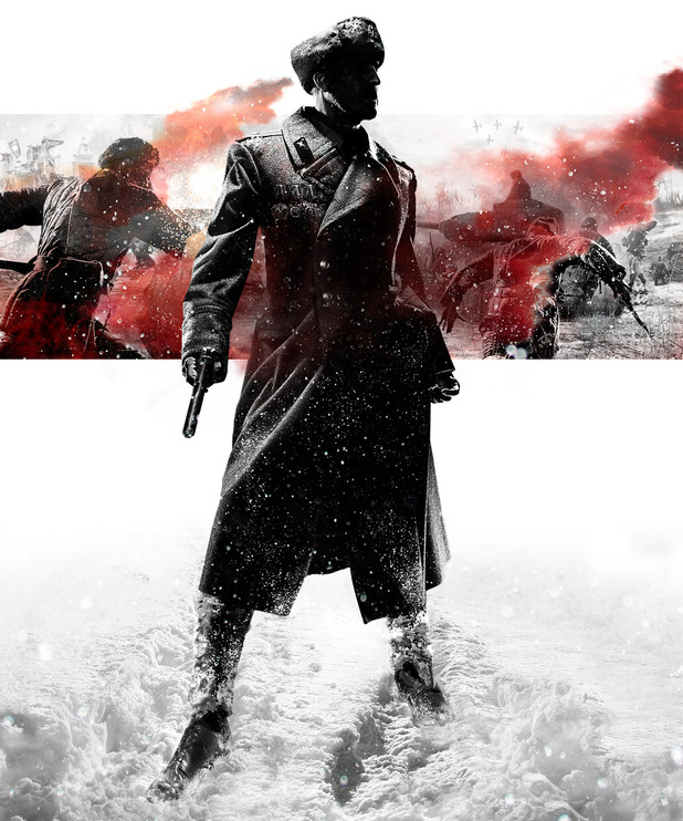Company of Heroes 2 key art