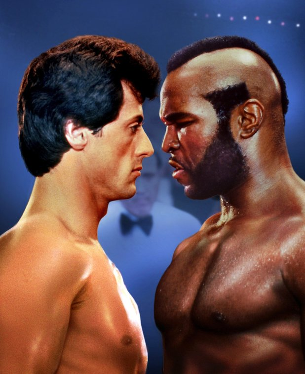 Head to head with Sylvester Stallone